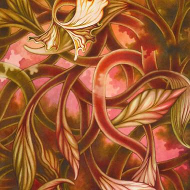 """5 October 2013"" Watercolor 39 x 53 cm"
