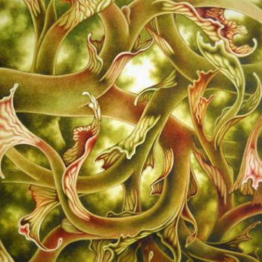 """24 March 2014"" Watercolor 55 x 75 cm"