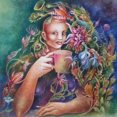 """Image 2, 2005"" 50 x 50 cm"