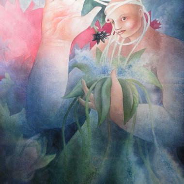 """""""Woman 13"""" 1998"""