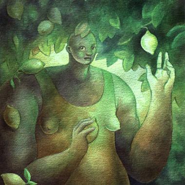 """""""Woman 9"""" 1998"""